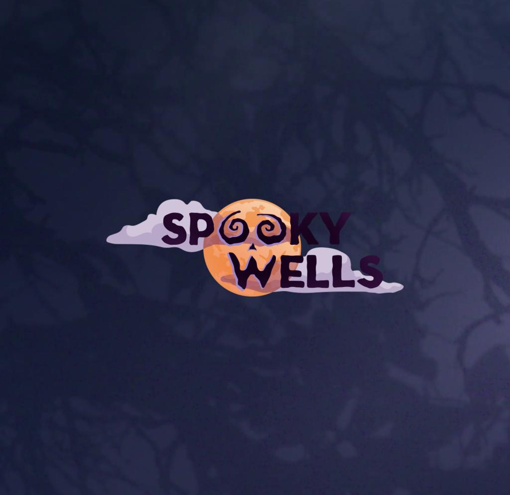 Spooky Wells Logo
