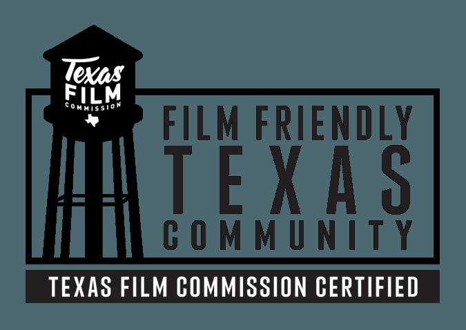 Texas Commission Film Friendly Logo