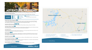 Adventure Weekend Trip Planner