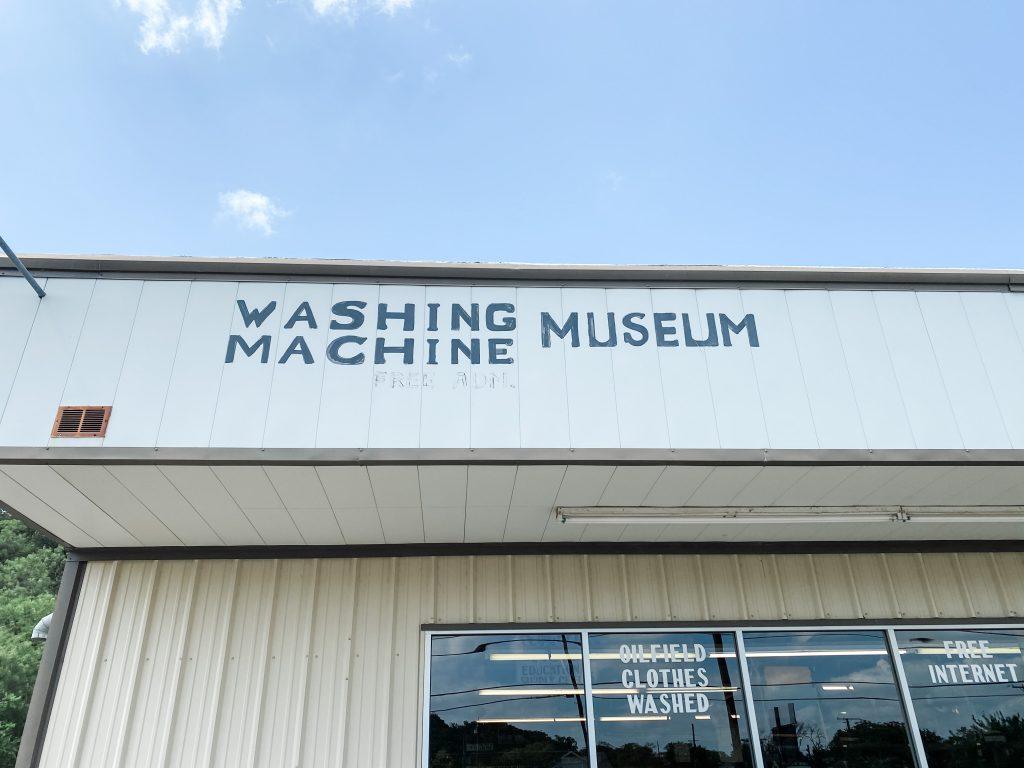 Unusual Washing Machine Museum