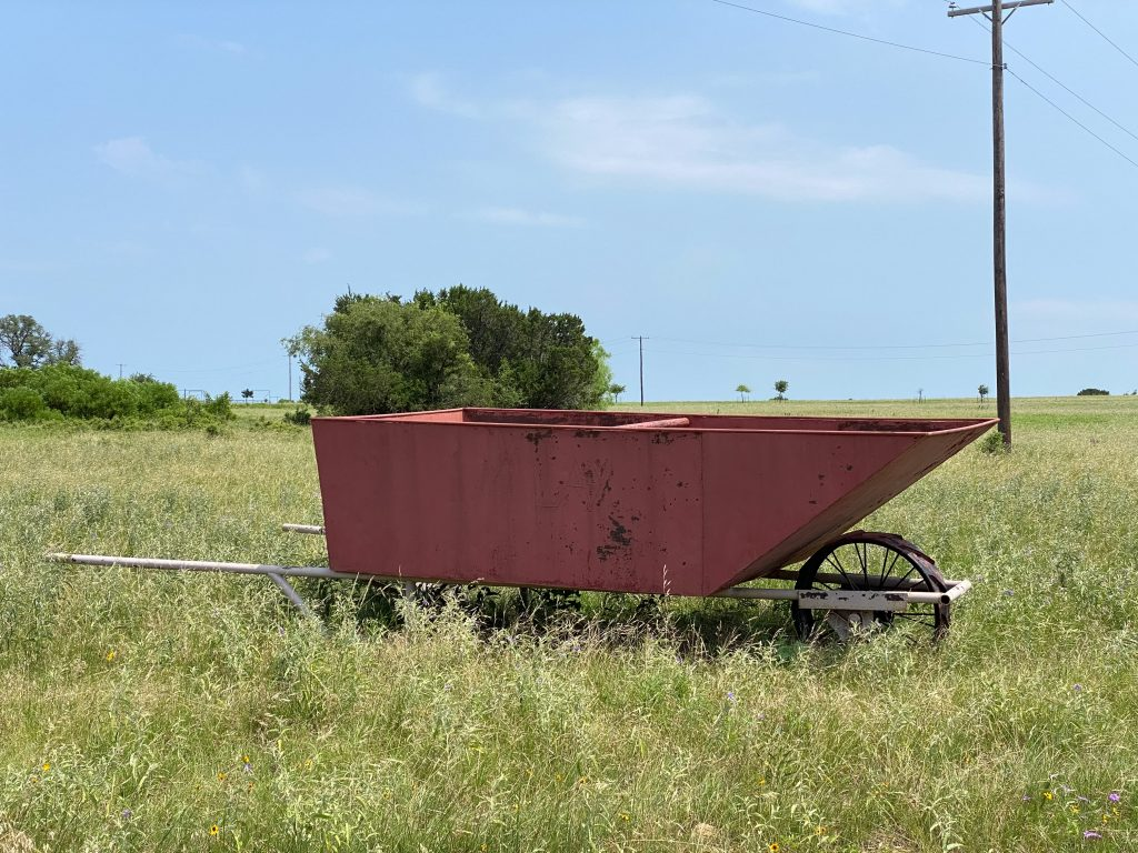 Unusual things to see in Mineral Wells, Texas